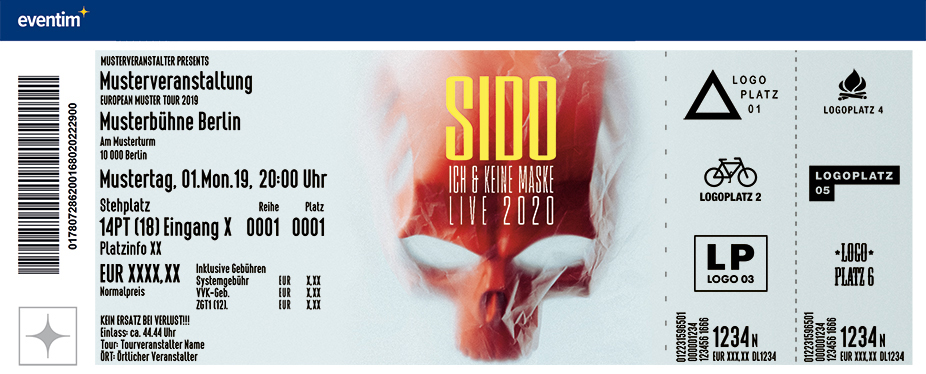 Sido - Ich & Keine Maske Live 2020