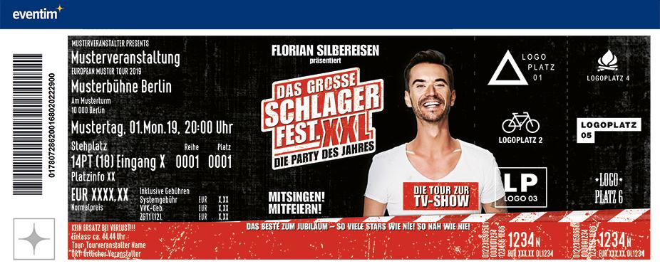 Florian Silbereisen präsentiert: DAS GROSSE SCHLAGERFEST.XXL - Die Party des Jahres 2020
