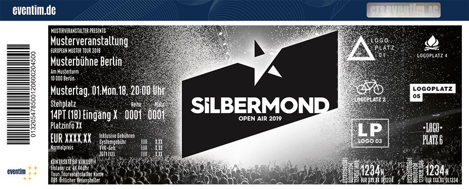 Tickets Silbermond