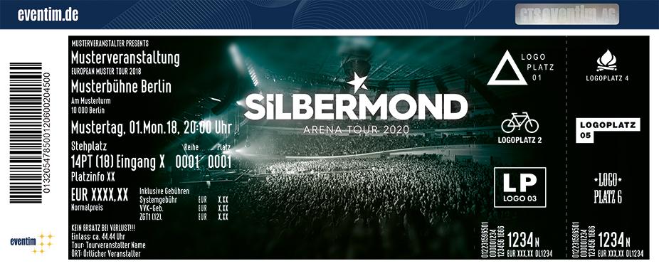 Silbermond - Arena Tour 2020