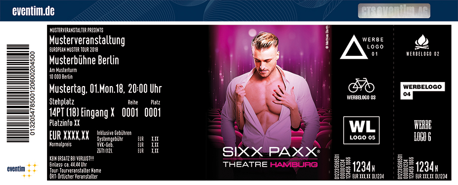 Karten für Sexxy Summer Theater Hamburg 2018 in Hamburg