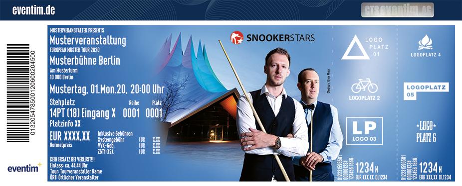 Snooker German Masters 2021 Berlin