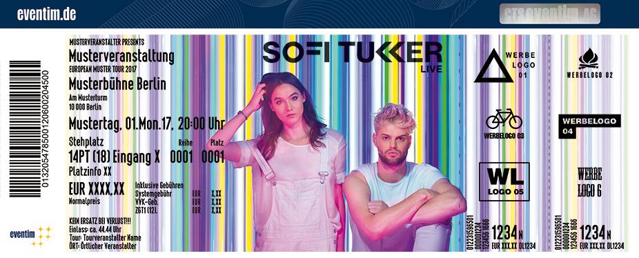 Karten für Sofi Tukker in Berlin
