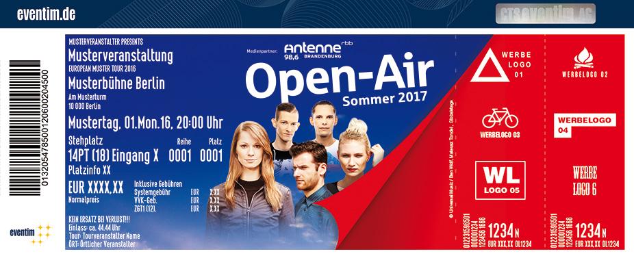 Christina Stürmer Karten für ihre Events 2017