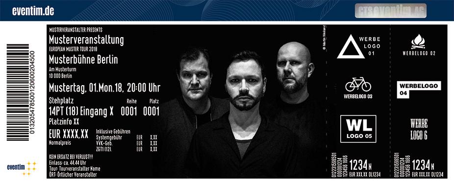 Karten für Sono - Amplified Tour 2018 in Hamburg