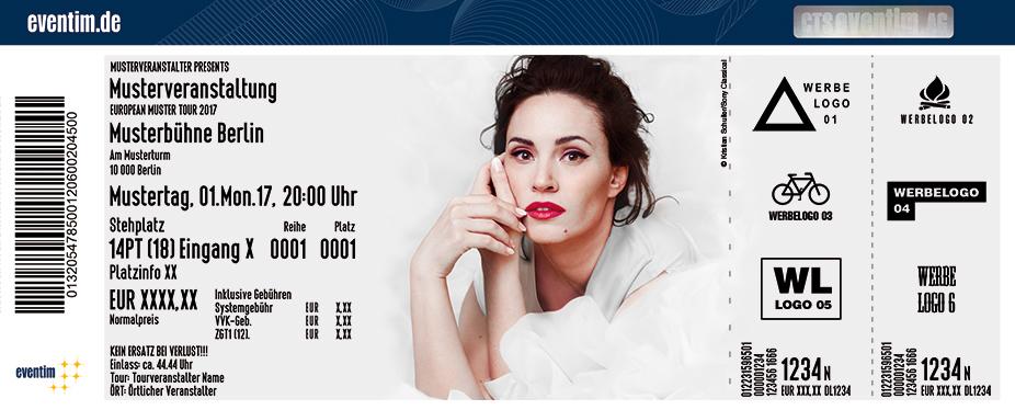 Karten für Sonya Yoncheva in Berlin in Berlin