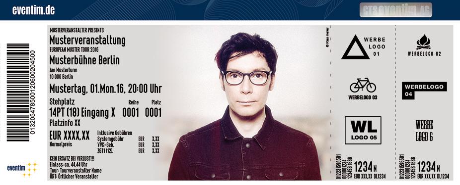 Karten für Staubkind in Frankfurt