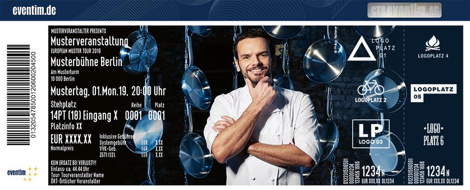 Steffen Henssler - #Manche Mögens Heiss! Henssler live!