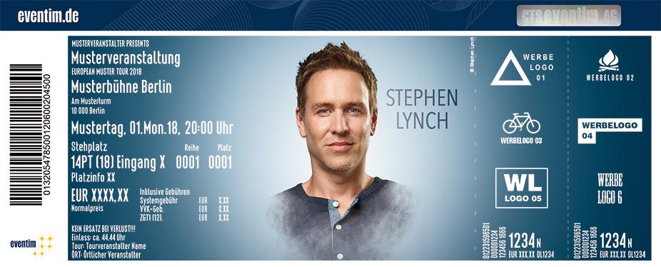 Stephen Lynch Karten für ihre Events 2018