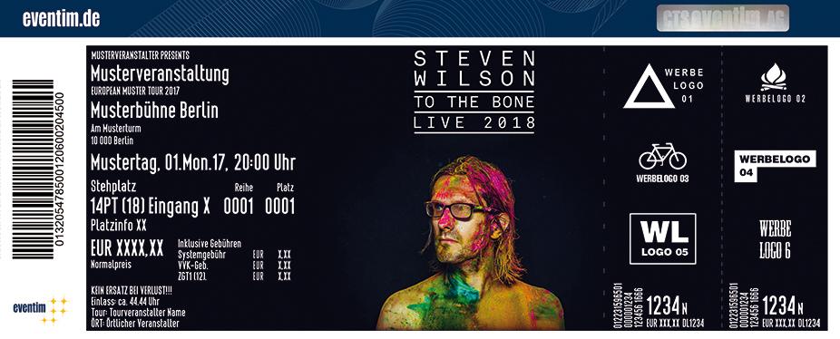 Karten für Steven Wilson in Frankfurt / Main