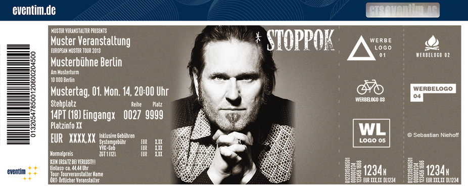 Karten für Stoppok - Solo in Berlin