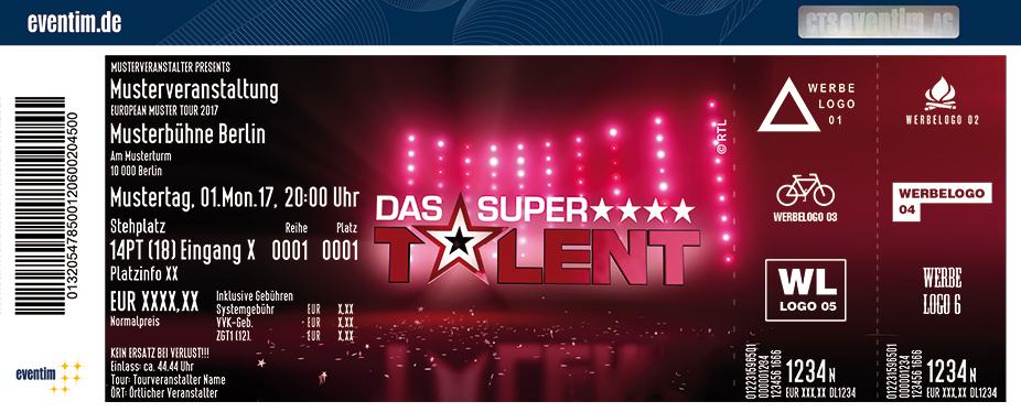 Karten für Das Supertalent - Die Jurycastings in Bremen
