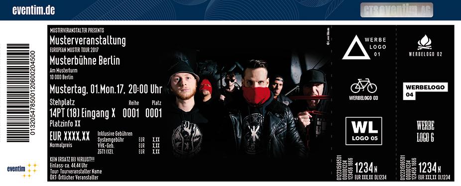 Karten für Swiss & Die Andern: Randalieren für die Liebe Tour 2018 in Chemnitz
