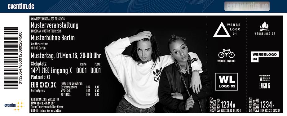 Karten für SXTN in München