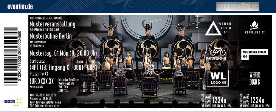 Karten für TAO - Drum Heart in Kiel