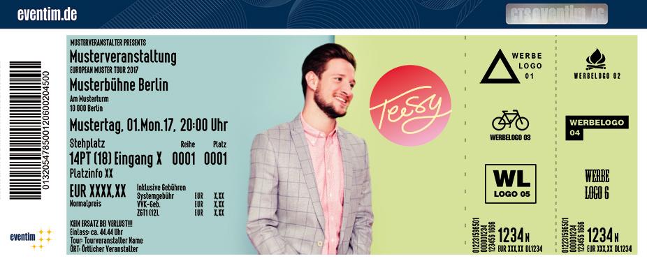Karten für Teesy: Wünschdirwas Herbst/Winter Tour 2017 in Salzburg