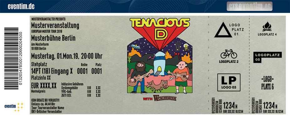 Tenacious D - Post-Apocalypto The Tour 2020