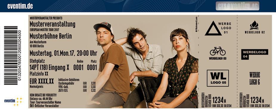 Karten für The Barr Brothers in Berlin