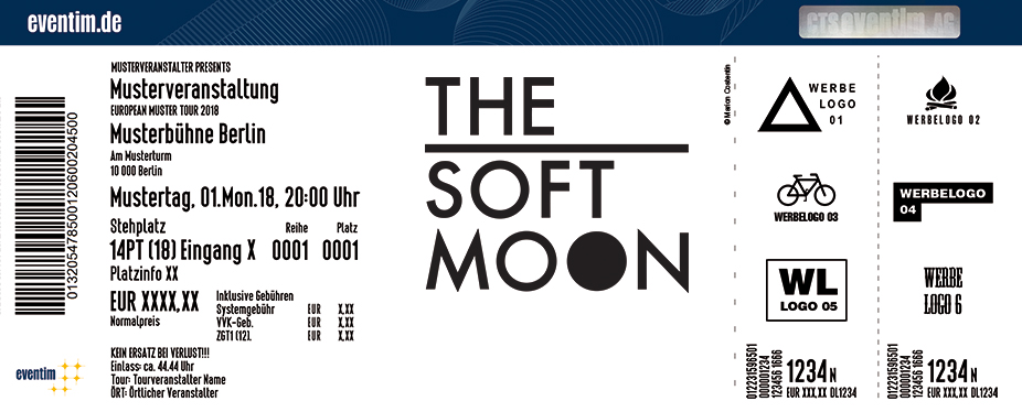 Karten für The Soft Moon in Wiesbaden