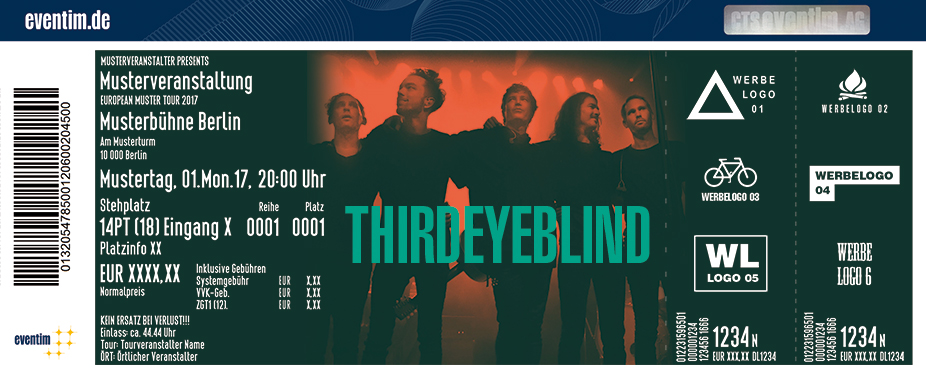 Karten für Third Eye Blind in Berlin