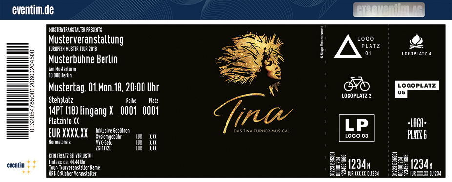 TINA - Das Original Tina Turner Musical in Hamburg