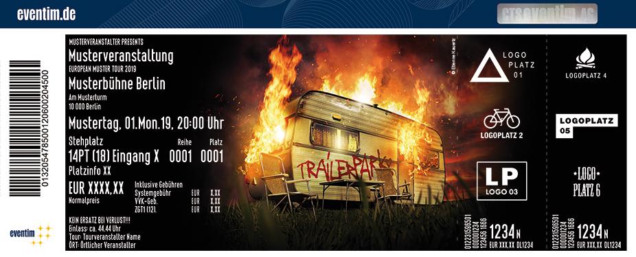 Trailerpark - Goldener Schluss - Abschiedskonzerte