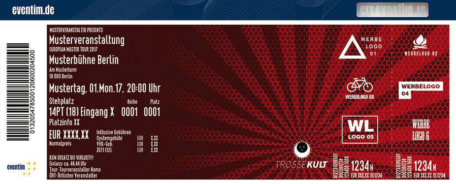 Karten für Trosse Kult Open Air 2018 in Rheine