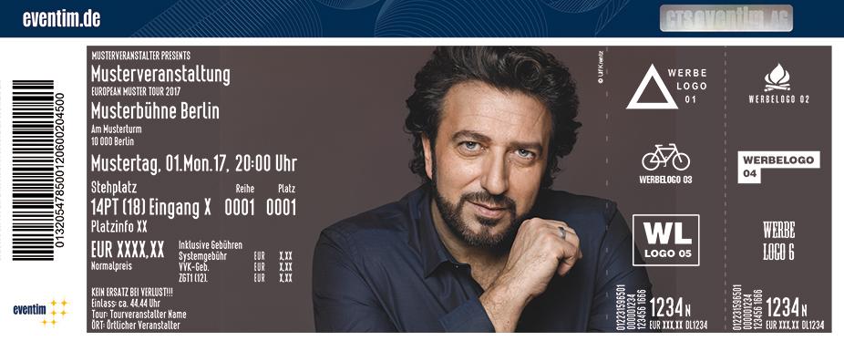 Karten für Die grosse Verdi - Nacht | Star-Tenor Cristian Lanza, Milano Festival Opera in Magdeburg