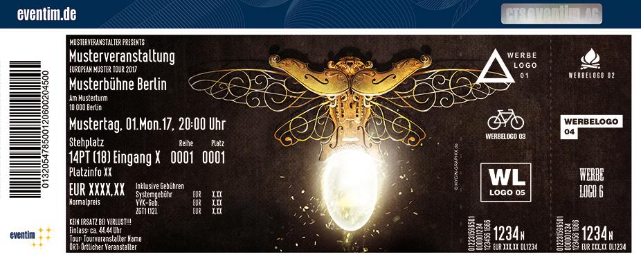 Karten für Versengold: Funkenflug Tour 2017 in München