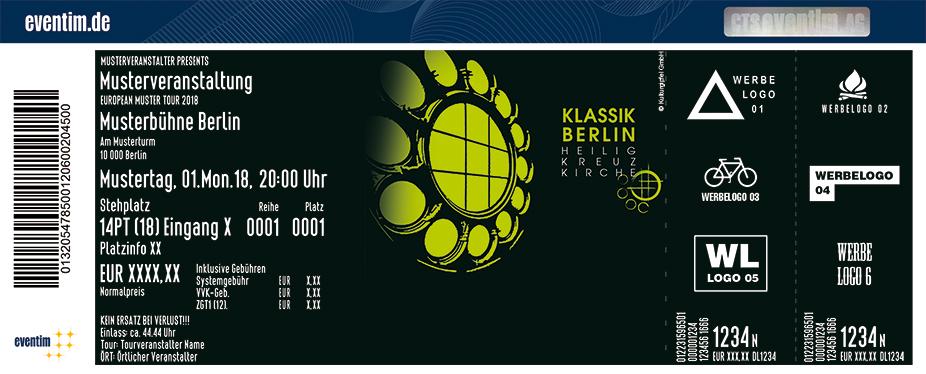 Karten für Klassik Berlin in Berlin