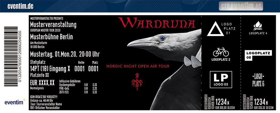 Wardruna - Nordic Night Open Air Tour