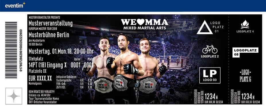 We Love MMA - Mixed Martial Arts
