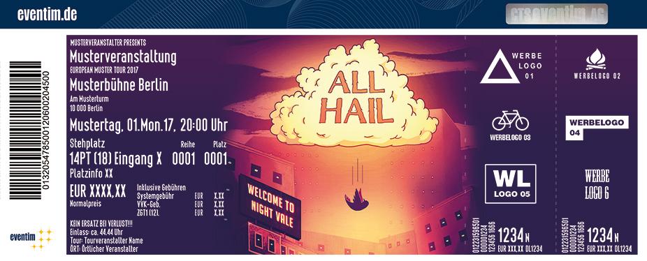 Karten für Welcome To Night Vale in Köln-Nippes