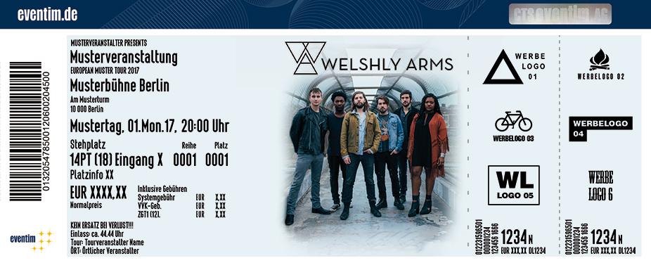 Karten für Welshly Arms in Köln