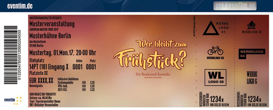 Karten für Wer bleibt zum Frühstück? - FRITZ Bremen in Bremen
