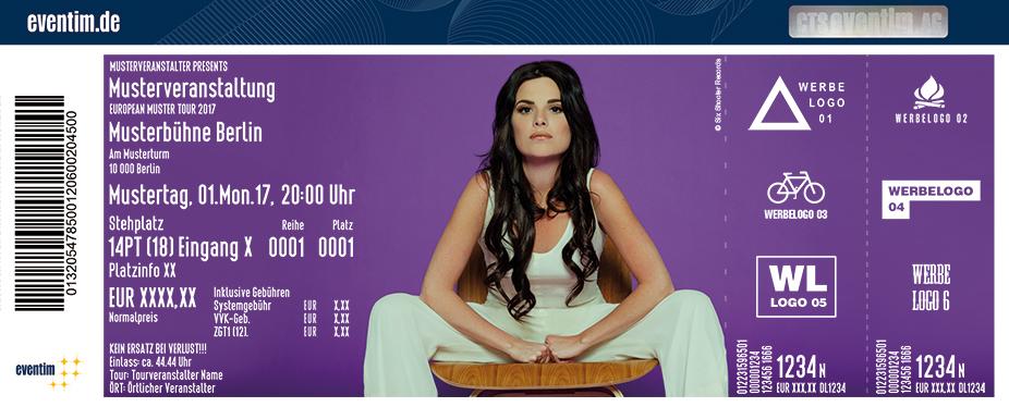 Karten für Whitney Rose in Hamburg
