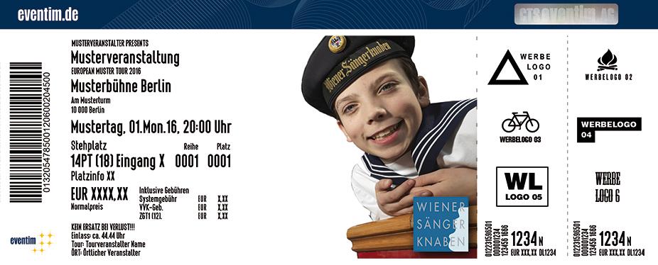 Wiener Sängerknaben Karten für ihre Events 2017