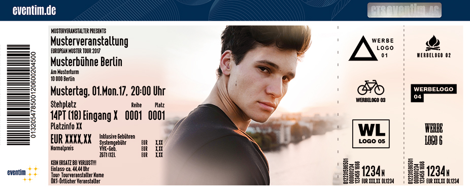 Wincent Weiss - Sommer Tour 2018