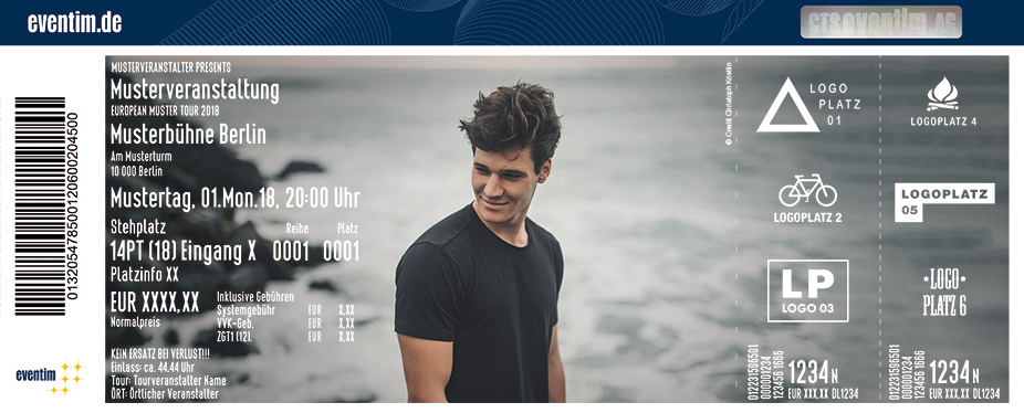 Wincent Weiss - Irgendwie Anders Sommer Tour 2019