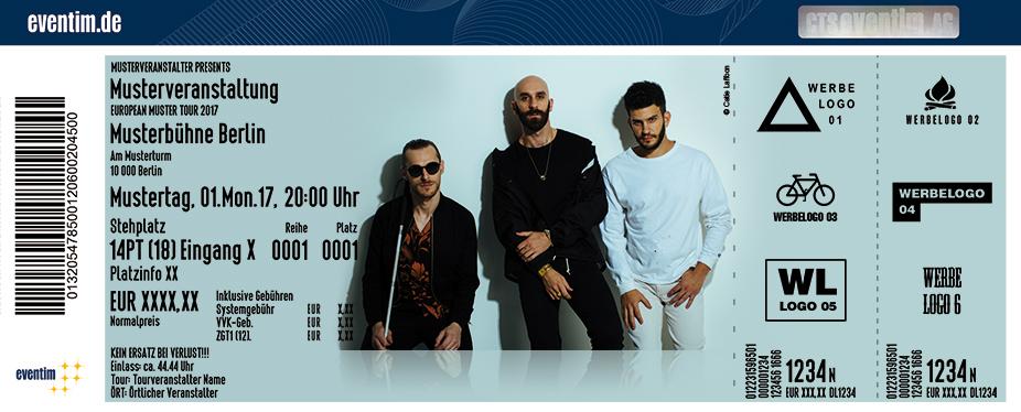 Karten für X Ambassadors in Wiesbaden