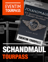 Schandmaul Tourpass