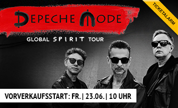 Depeche Mode Ticketalarm