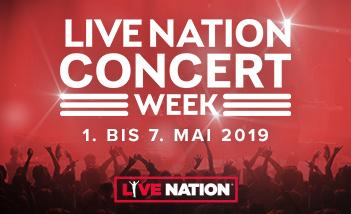 detailed pictures 18fbb c0bcd Live Nation Concert Week
