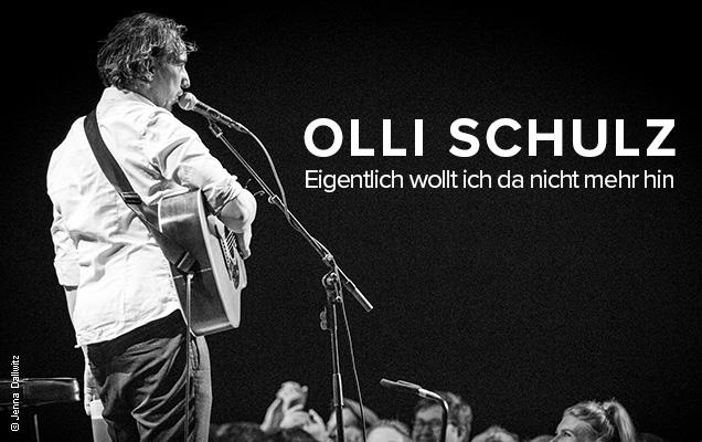 Olli Schulz Eventim