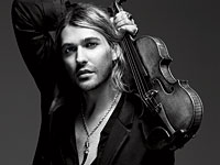 David Garrett - eventim.de FanReport des Tages: David Garrett in Kassel