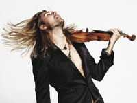 David Garrett - Live-Check: David Garrett in Hamburg