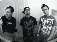 blink-182 - blink-182: Travis Barker verbannt Aktfotos
