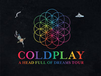 Coldplay - COLDPLAY: 2016 live in Deutschland!
