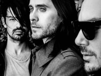 Thirty Seconds To Mars - Campen mit 30 SECONDS TO MARS