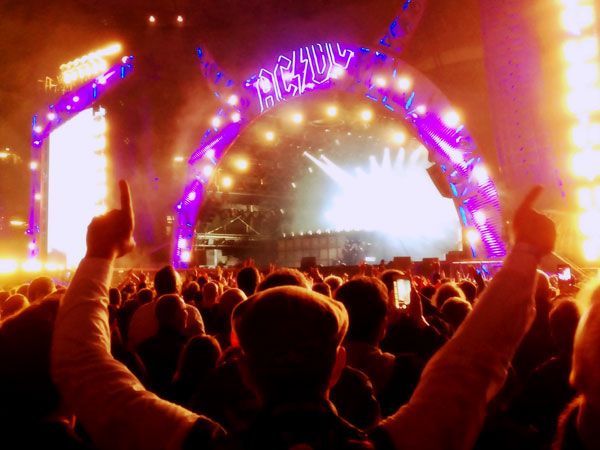 AC/DC in<br> Hamburg: Das <br>war Rose-artig!